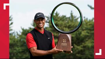 Tiger ties Snead for the most PGA Tour wins ever