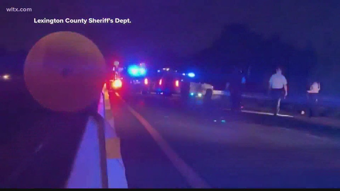 Teens charged in fatal shooting on I-20 in Lexington County