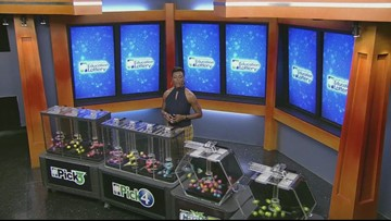 Evening Lottery Results Sept 11, 2019