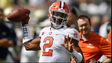 Kelly Bryant won't get a Clemson national championship ring