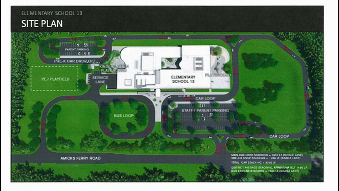 Construction to start on new elementary school in Chapin