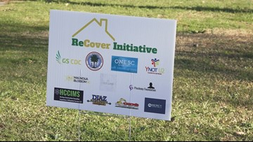 "Local organizations partner to help homeowners ""ReCover"" their roofs"