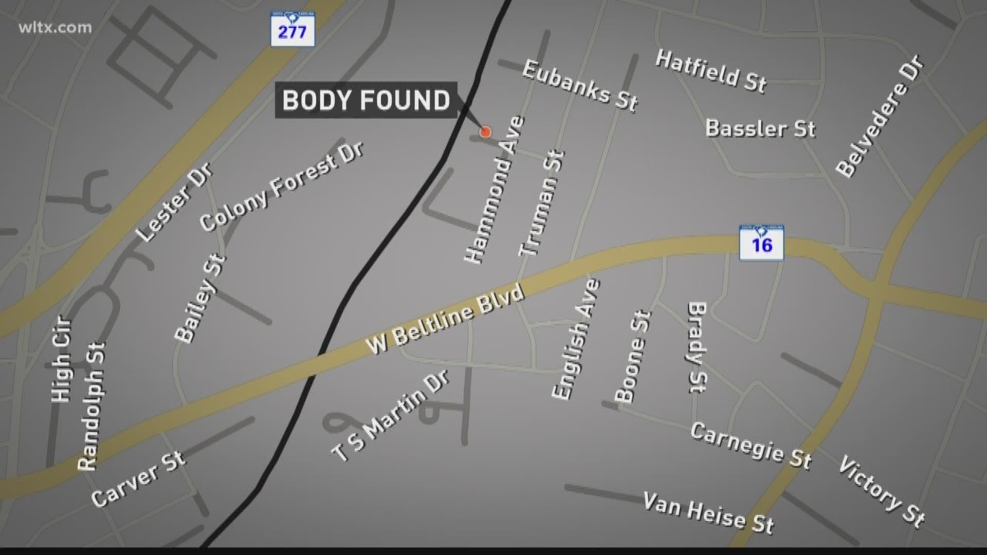 Columbia Police Investigating U0026 39 Suspicious Death U0026 39 After