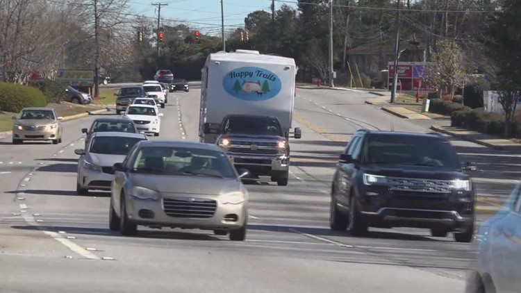 More troopers coming to Lexington County after increase in fatalities