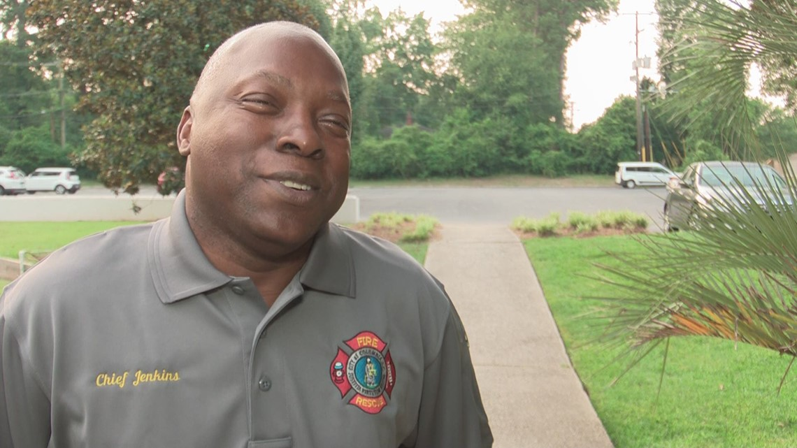 Columbia Fire Chief provides grilling safety tips