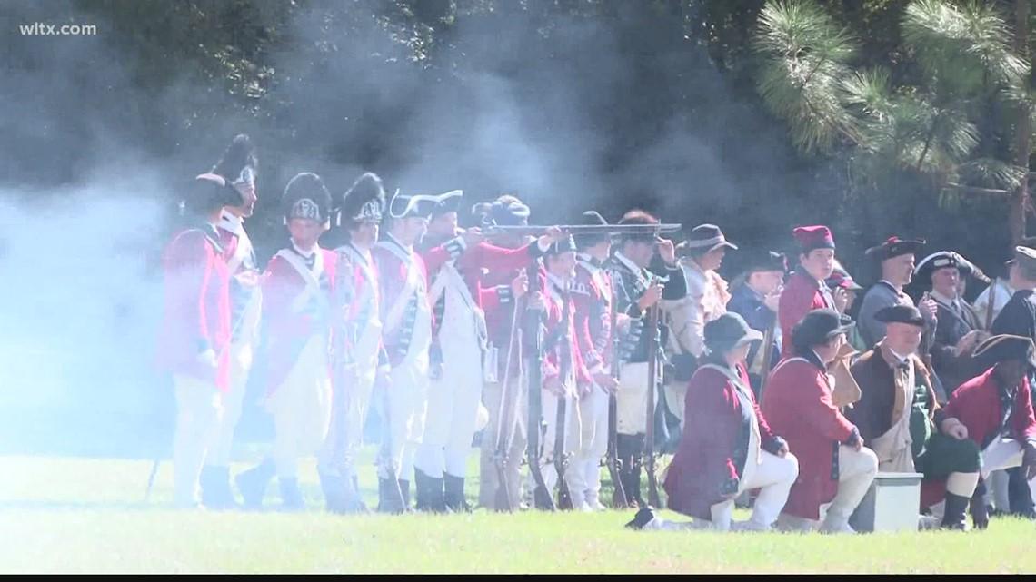 Push to preserve Revolutionary War sites in South Carolina