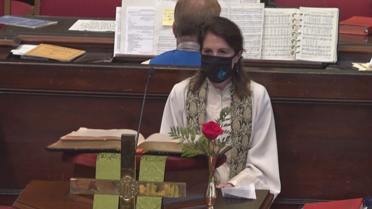 Keeping the faith in Columbia churches: 'A mask does not stop us from worshipping'