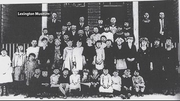Lexington school district proposes new elementary school name after a 1900's school house