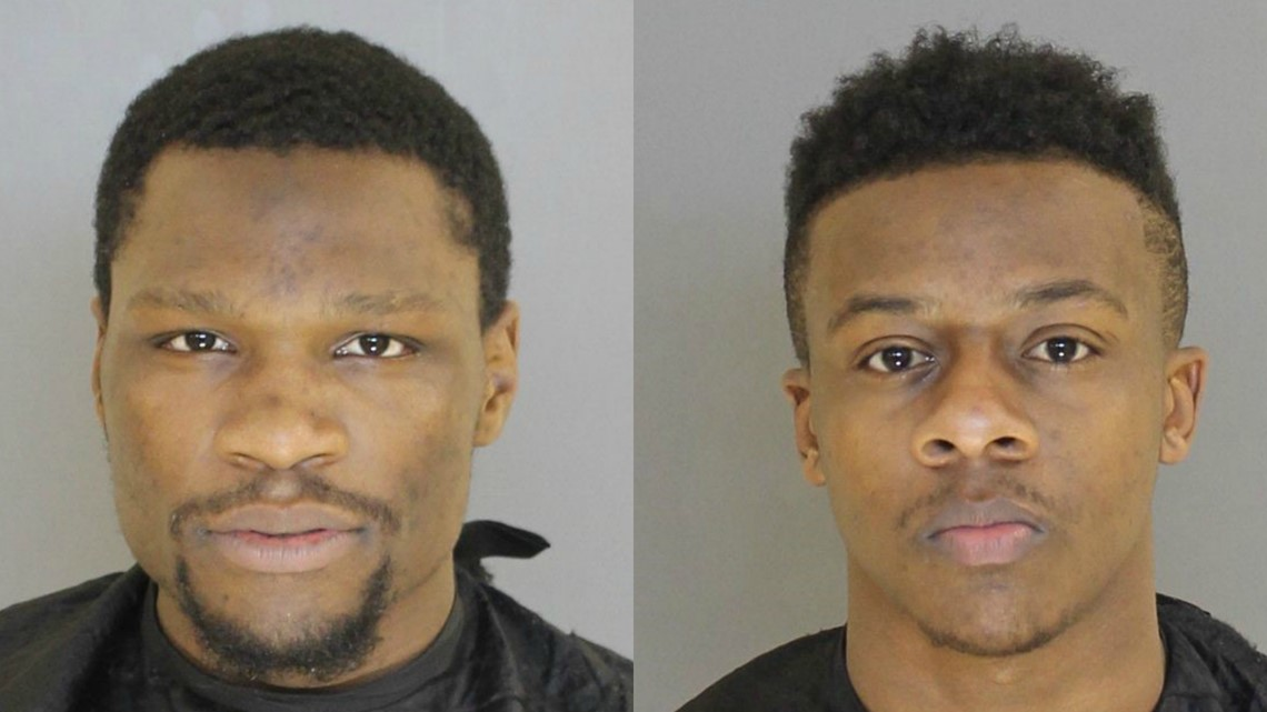 Sumter police seeking two men on unrelated charges