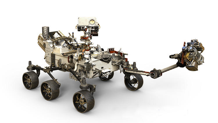 From Sumter to Mars: SC company's parts critical to NASA's Rover operation