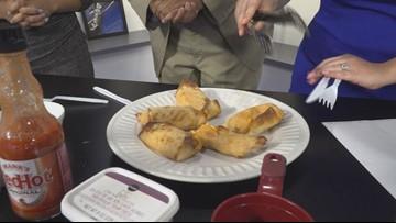 Air Fryer recipe: Chicken buffalo egg rolls