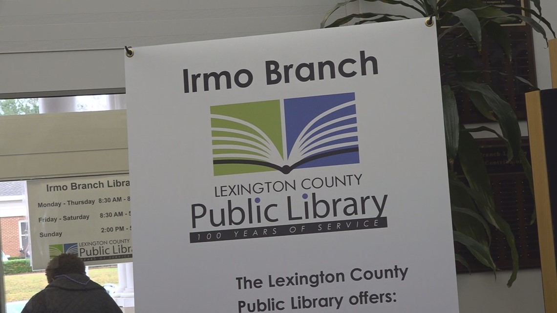 Irmo library hosting children's event