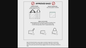 New clear bag policy for Orangeburg county schools