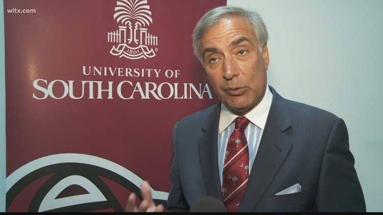 Harris Pastides not interim president of USC just yet
