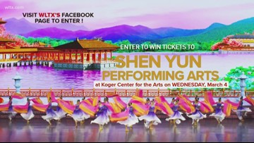 Wednesday's Shen Yun Sweepstakes Winner