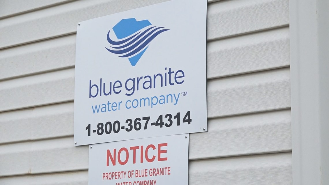 Blue Granite Water increase battle in Irmo may have an outcome
