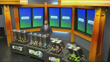 Evening Lottery Results May 19, 2020