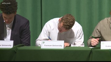 Dutch Fork linebacker signs with Furman