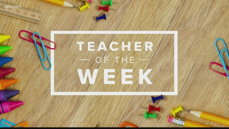 News 19 Teacher of the Week: Herman Jamison