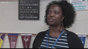 Teacher of the Week: Tiffany Willis