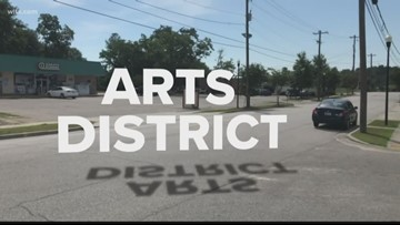 Cayce wants an artist to 'set the tone' for arts district with a mural