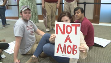 Reaction from UofSC Board of Trustees decision