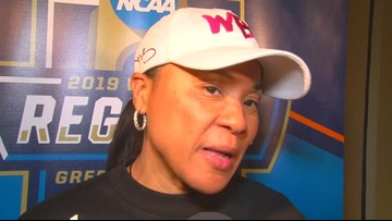 Dawn Staley Recaps Sweet 16 Loss And Looks Forward To The Future Of USC Hoops