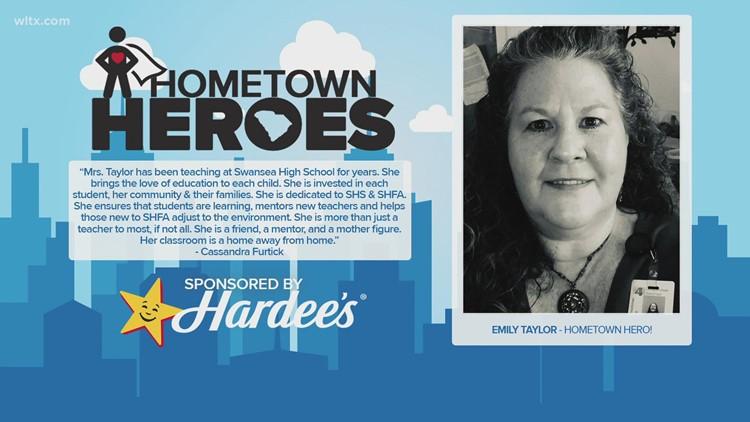 Hometown Hero: Emily Taylor