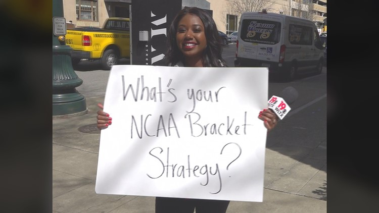 Local sports fans share their NCAA bracket strategies