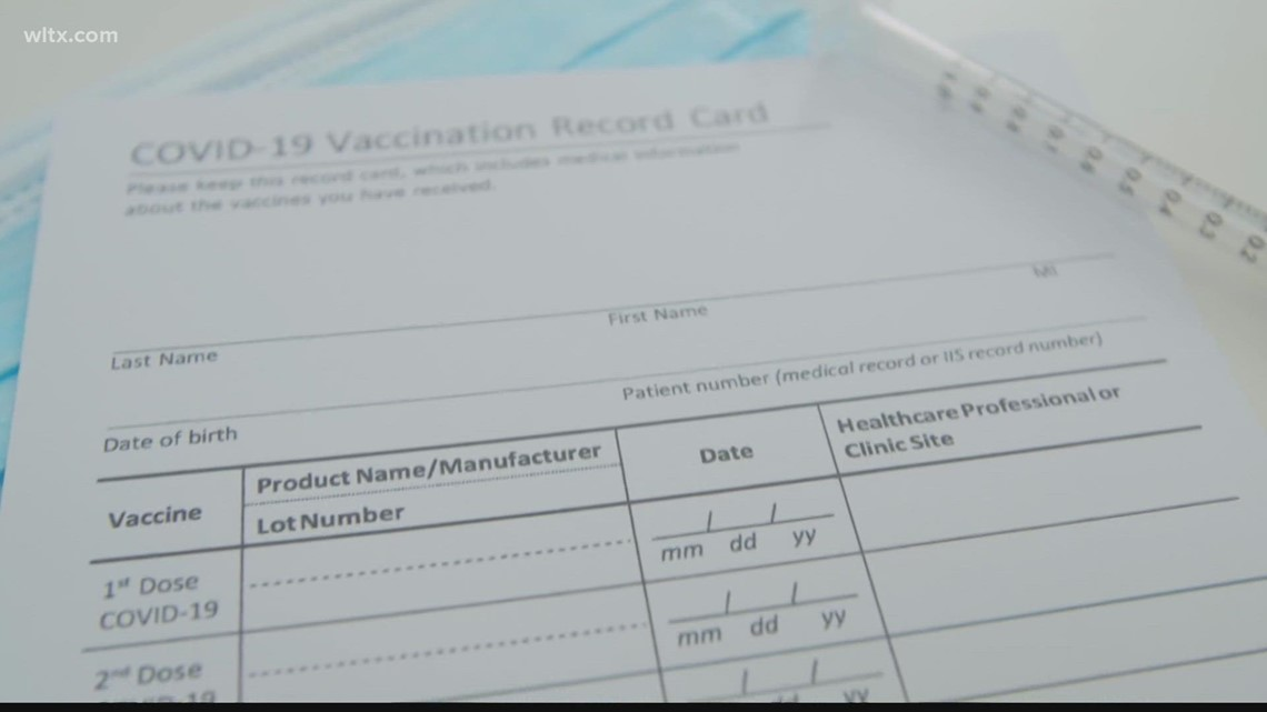 COVID vaccines, booster shots available in Columbia, around South Carolina