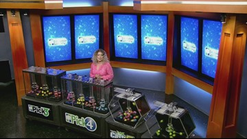 Evening Lottery Results July 15, 2019