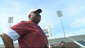 S.C. State holds Saturday scrimmage