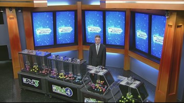 Evening Lottery Results Jan 14, 2019