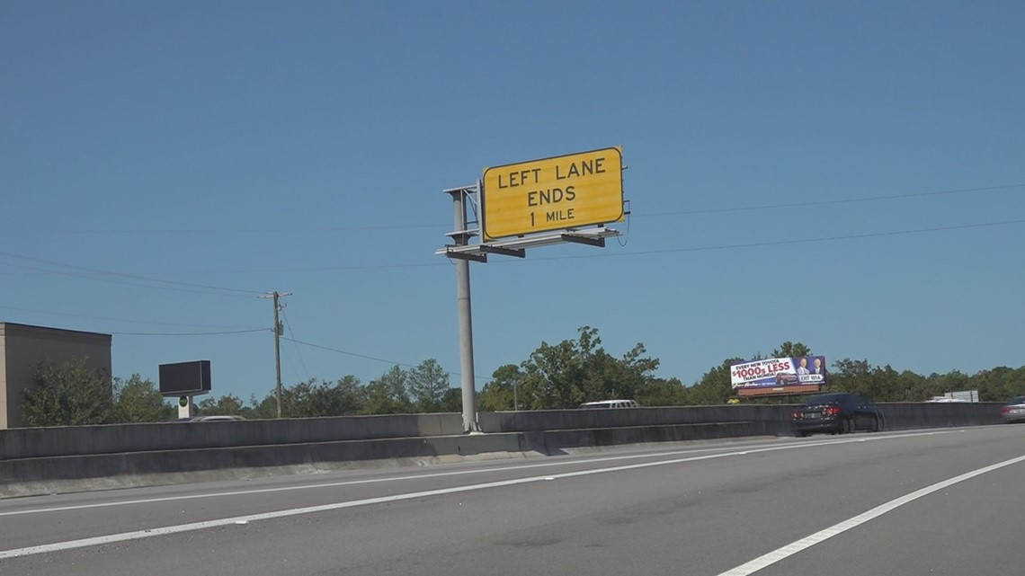 Preliminary I-26 Widening project work to start in the next couple of months