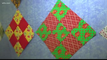 You can learn how to make quilts at the SC State Fair