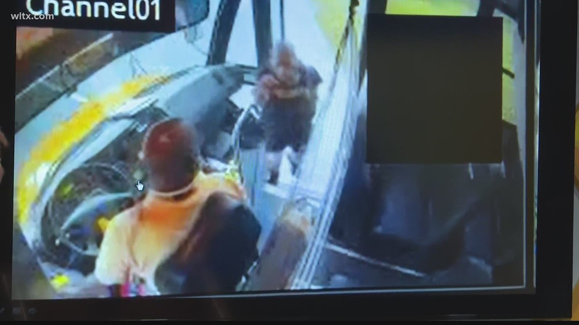 Bus driver, students reunited a day after school bus hijacking in South Carolina