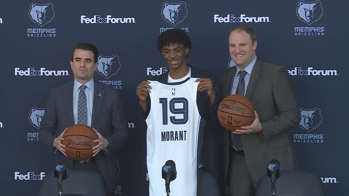 Ja Morant Talks Ahead of First NBA Game Back in Carolinas