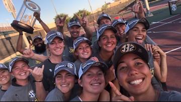 USC women's tennis team wins first-ever SEC Championship