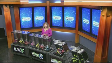 Evening Lottery Results Dec 10, 2019
