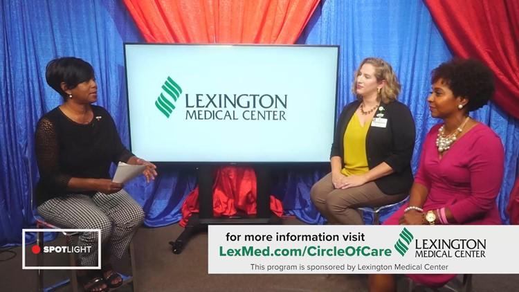 Lexington Medical Center: Breast Cancer Awareness Month