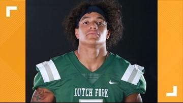 Dutch Fork receiver is a Mr. Football finalist