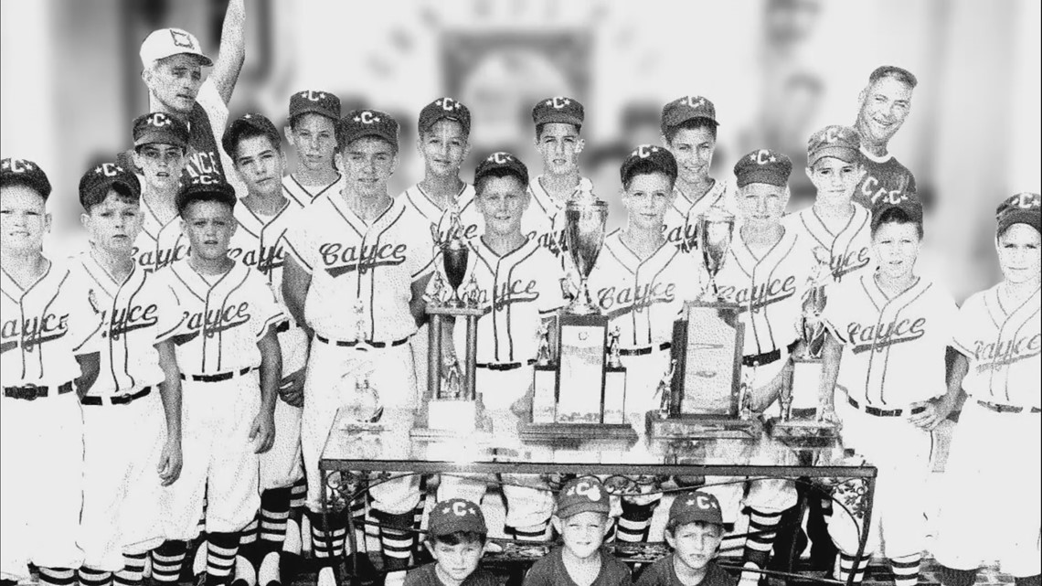 'Eat, sleep and play baseball,' remembering Cayce's Little League Legacy