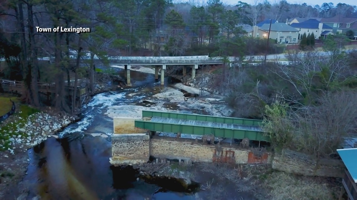 Gibson Pond Dam to be rebuilt soon