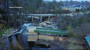 Gibson Pond Dam could reopen in the fall
