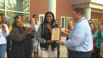 Colleen Finney is the News19 Player of the Week