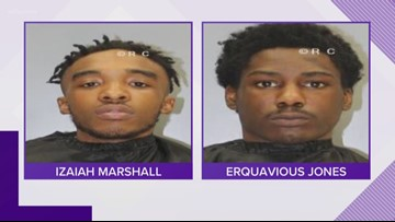 Three detained after police chase on Broad River Road