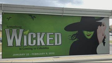 Columbia welcomes award-winning musical, Wicked, to Koger Center