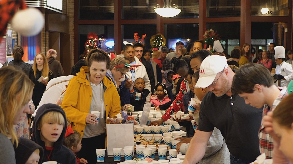 Polar Express pajama party returns to Sumter Opera House Friday