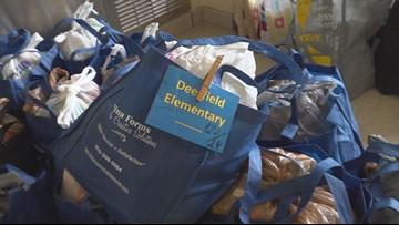 Lexington church helps feed children in Midlands
