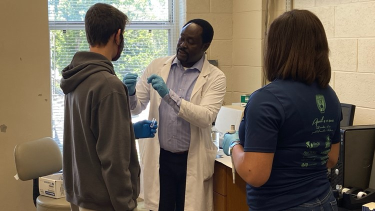 Richland Two and Allen University wrap up inaugural STEM partnership